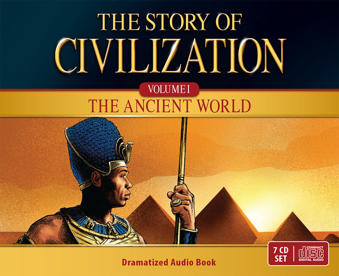 Story of Civilization Audio Book
