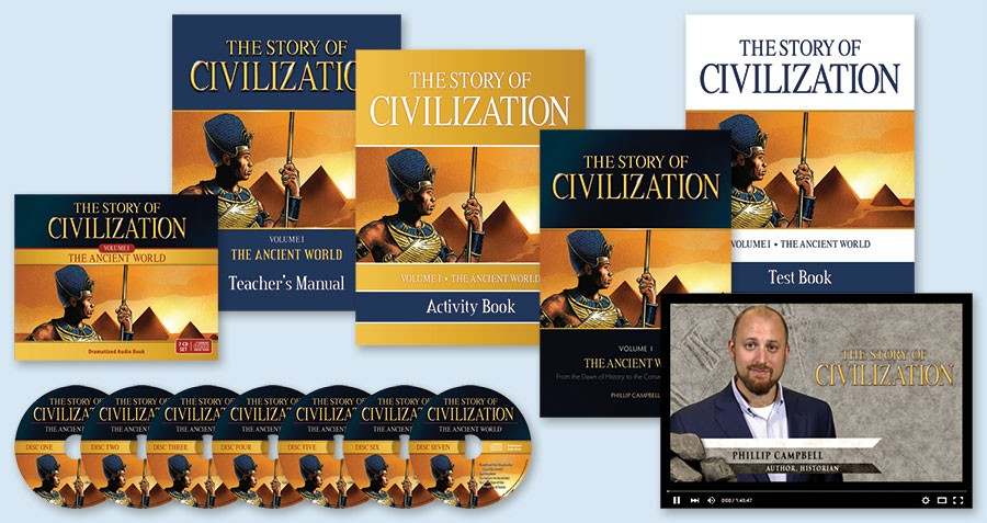Story of Civilization                                     Set