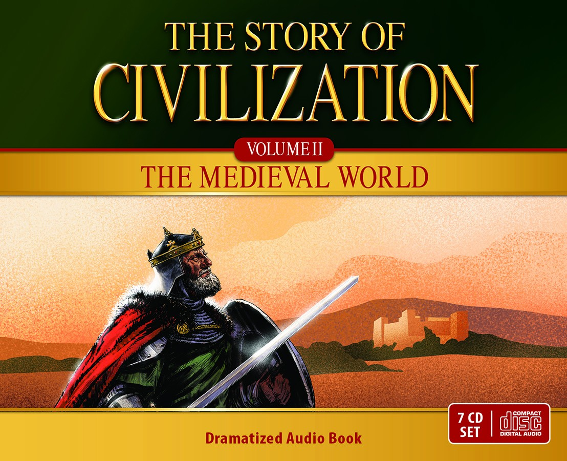 Story of Civilization Medieval Audio Book