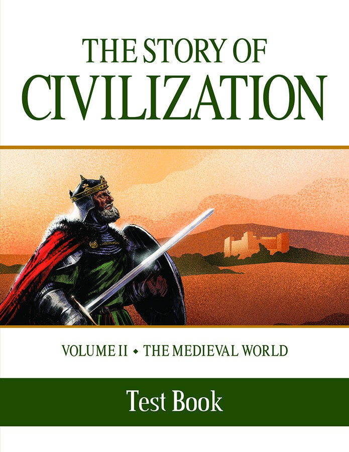 Story of Civilization Medieval Test Questions