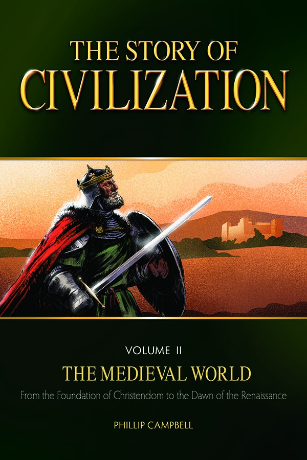 Story of Civilization Medieval Textbook