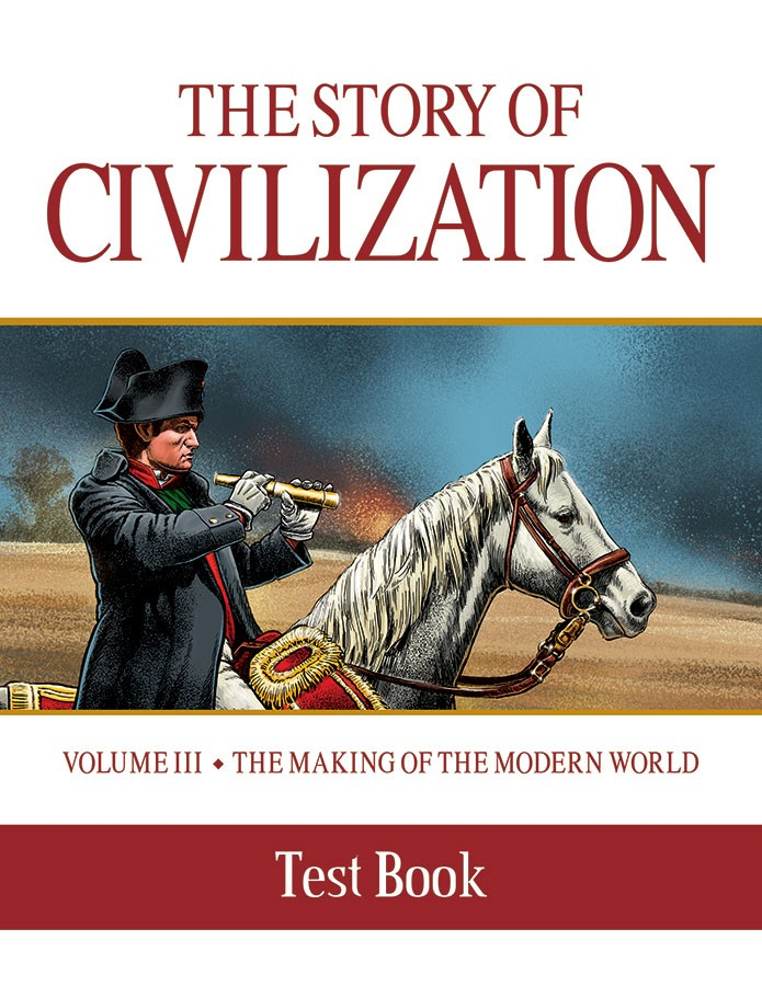 Story of Civilization Modern WorldTest                         Questions