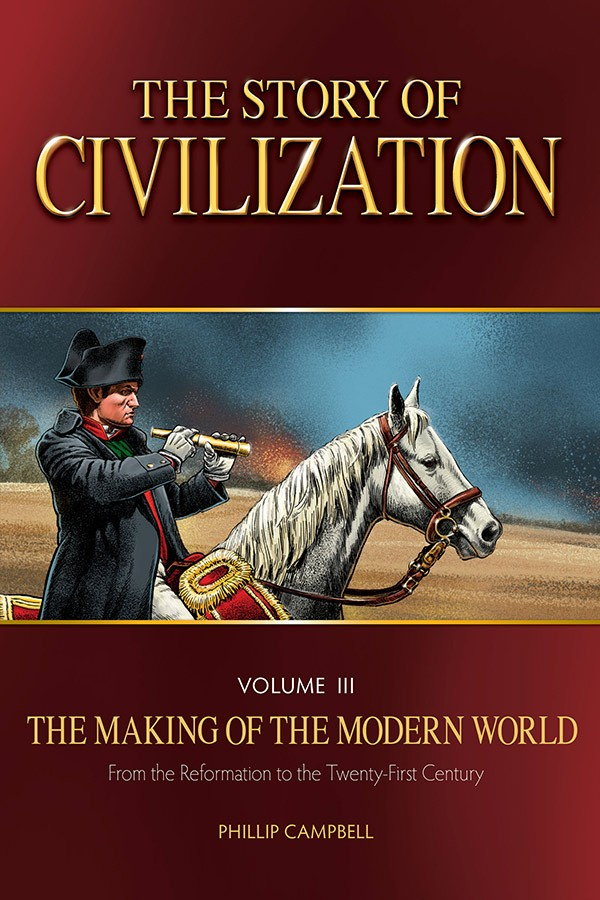 Story of Civilization Modern World Textbook