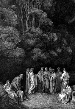 Dante in Limbo