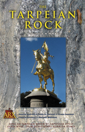 Tarpeian Rock 2015 Issue